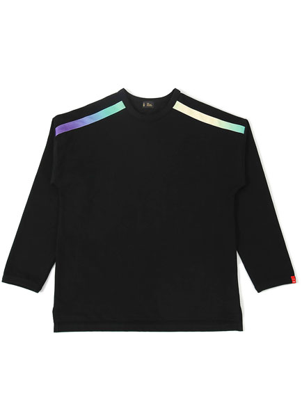 [더오피셜위크앤드]GRADATION LONG SLEEVE TEE