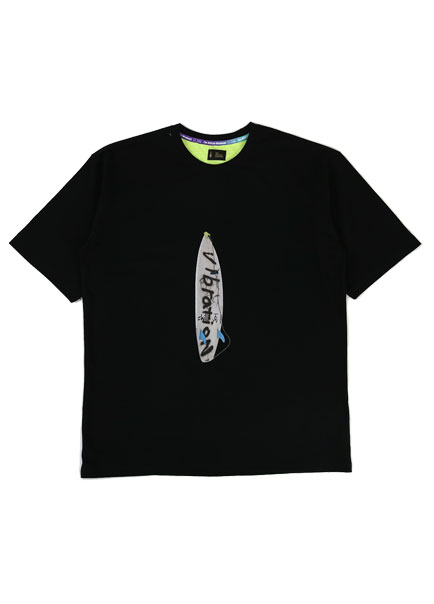 [더오피셜위크앤드]VIBRATION BOARD SHORT SLEEVE