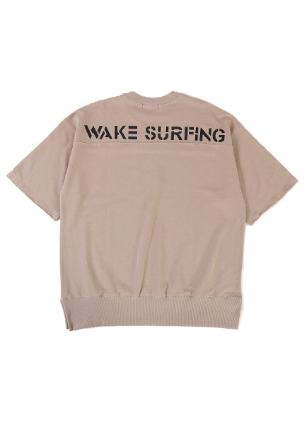 [더오피셜위크앤드]WAKE SURFING SHORT SLEEVE