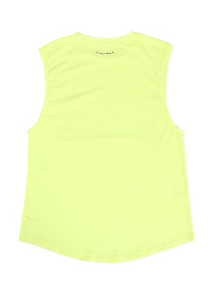 [더오피셜위크앤드]no.777 NEON SLEEVELESS SHIRTS